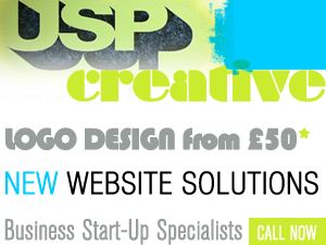 Logo Designs from £50. Call now.